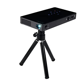 P8I DLP ANDROID Smart Mini Projector For Smart Phones, Computer