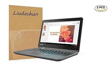 """Liudashun Protector de Pantalla HD Transparent para 11.6"""" Lenovo Flex 11 chromebook 2-in"""