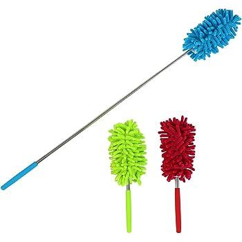Amazon Com Maguu Long Reach Washable Dusting Brush With