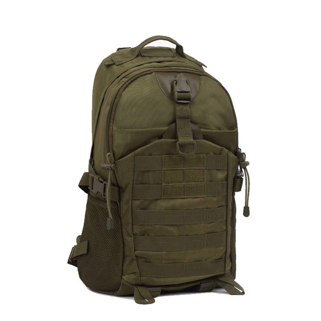 I  MUTANG Sac à Dos de Camouflage, Sac à Dos extérieur 35L Grand Daysack imperméable pour la randonnée en Plein air Camping Voyager
