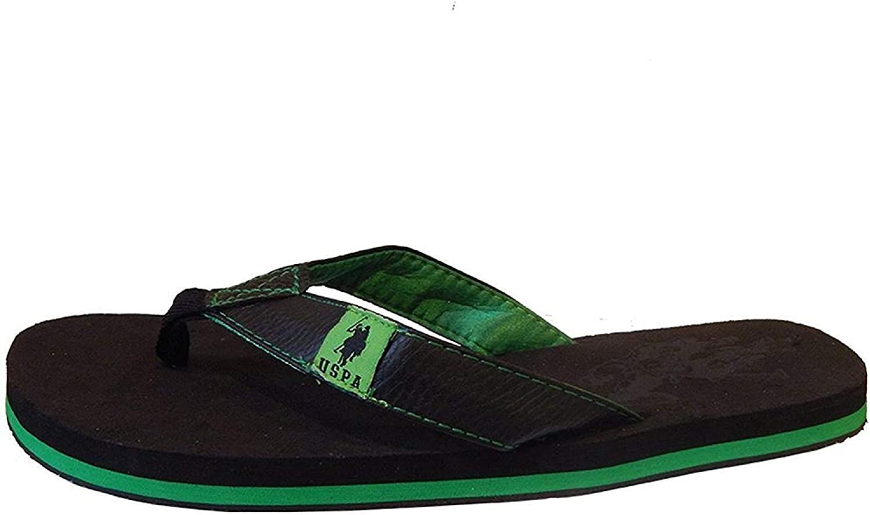 Men's Premium Golfers Green Leatherette