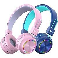 Deals on 2-Pack iClever BTH03 Kids Headphones