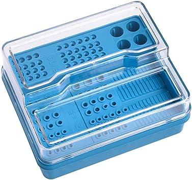Caja de plástico de endo dental, pequeña organización de ...
