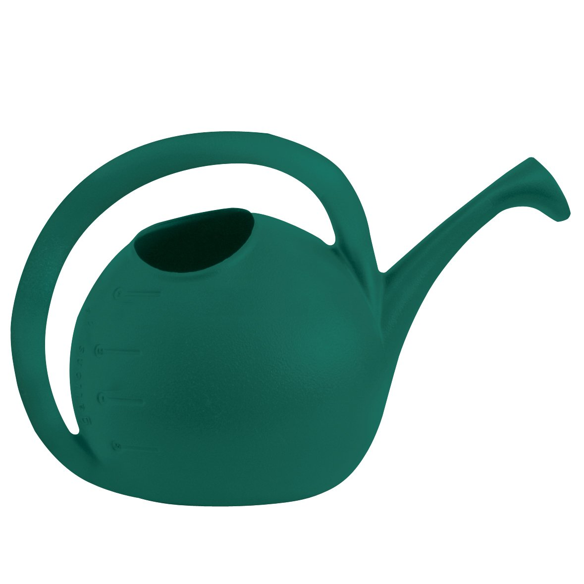 Myer Industries RZ.WC2G1B91 Akro Mils Value Watering Can, Green, 2 gallon
