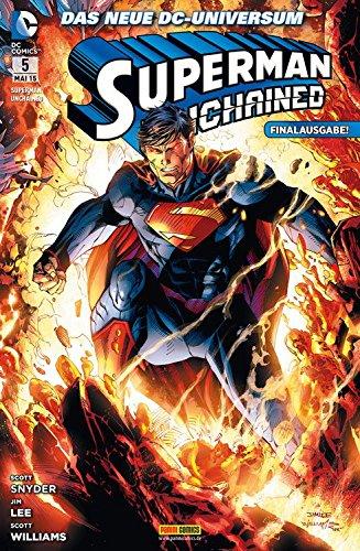 Superman Unchained #5 *Finalausgabe* (2015, Panini)