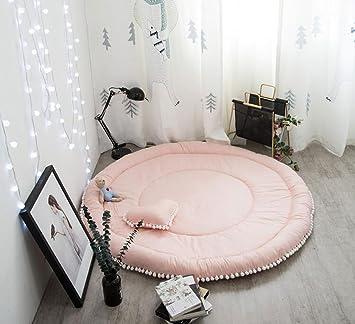 Bodenkissen Für Kinderzimmer amazon de bmky fußmatten boden kissen sitzkissen große baumwolle