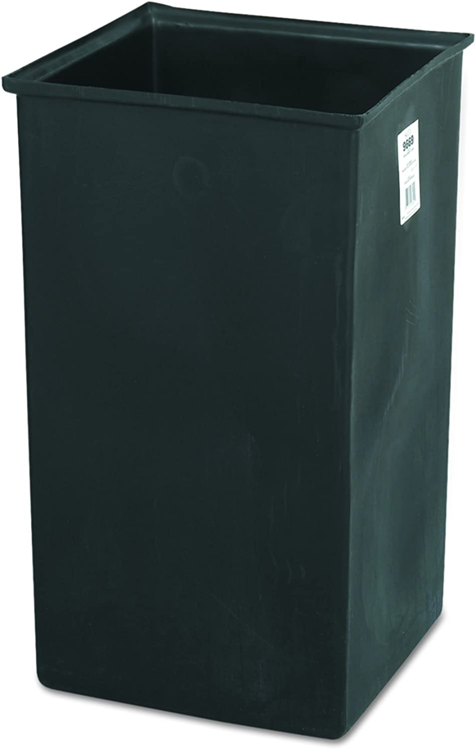 Safco Products 36 Gallon Plastic Liner 9669, for use with Safco Push Top Receptacle, 36-Gallon Capacity