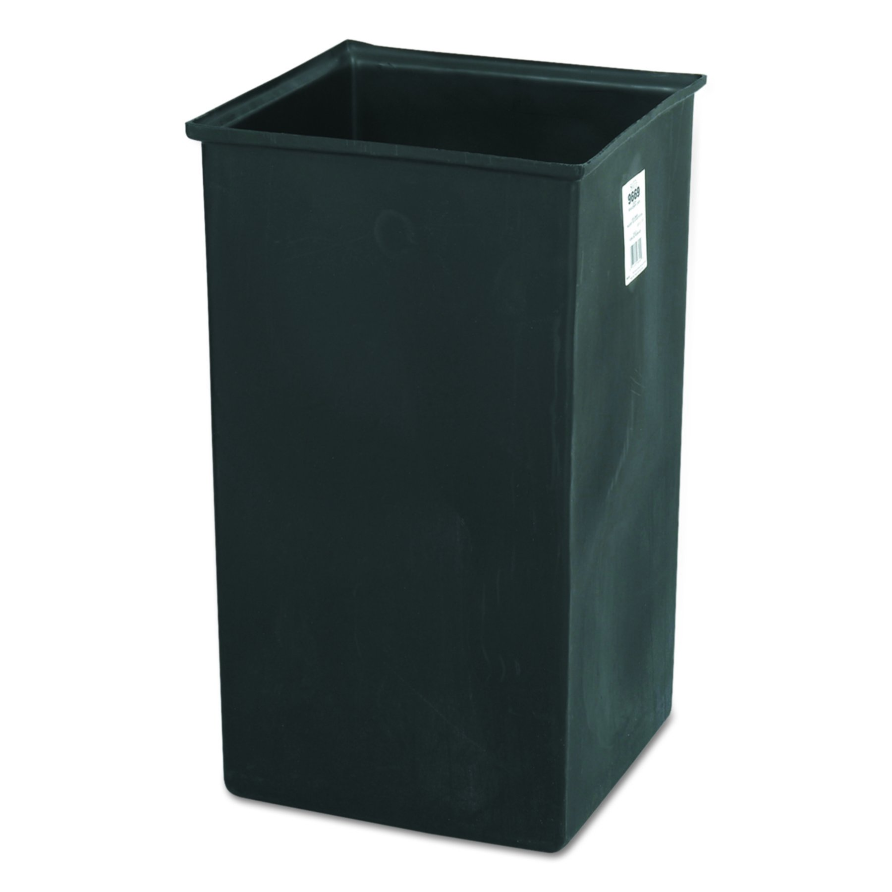 Safco Products 36 Gallon Plastic Liner 9969, for use with Safco Push Top Receptacle, 36-Gallon Capacity