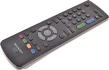 Cherrypickelectronics - Mando a distancia Sharp para diversos modelos de TV LCD: Amazon.es: Electrónica