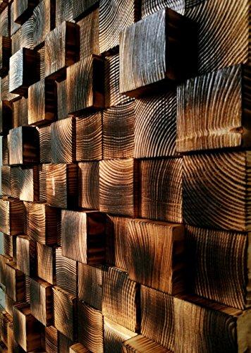 Wall Mosaic, Reclaimed Wood Wall Art, Wooden Wall Decor, Modern Wood Art, Wall Hanging Wood Mosaic, Wooden Wall Sculpture, Home Gift