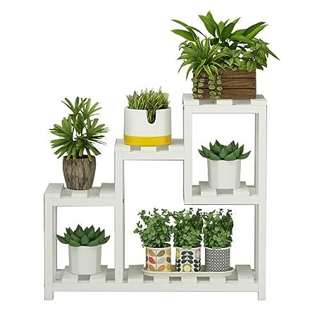 Puesto de plantas Soporte de flor de la planta de escritorio ...
