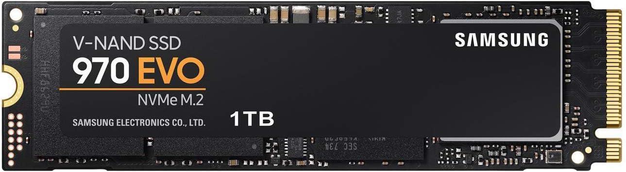 Samsung 970 EVO, Disco Duro Sólido, 1 TB: Samsung: Amazon.es ...