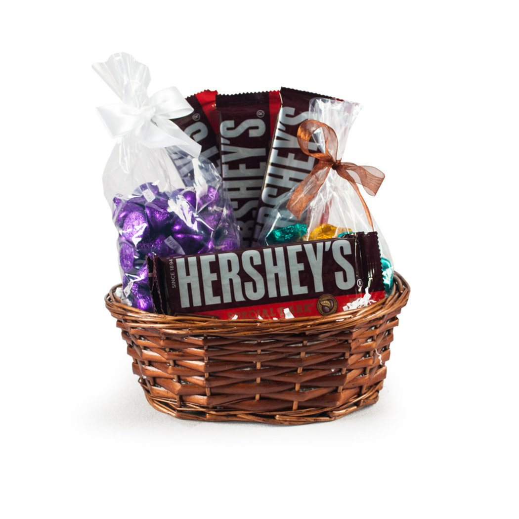 Amazon.com : Dark Chocolate Gift Basket - Hershey's Dark Chocolate ...