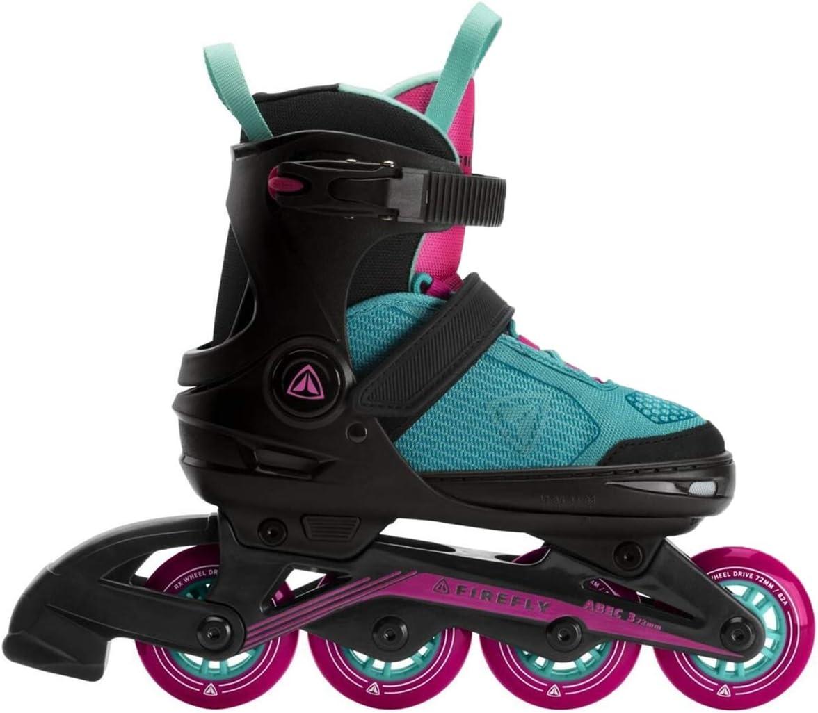 Ni/ñas Firefly Inline Skates-289651 Patines en l/ínea