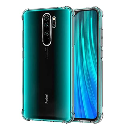 Amazon.com: QHOHQ - Funda para Xiaomi Redmi Note 8 Pro ...