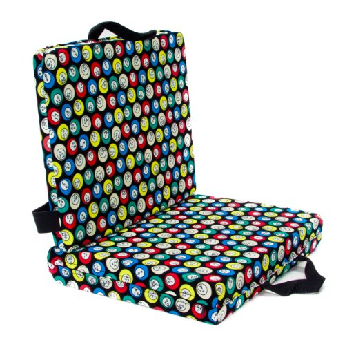 Bingo Cushion - Deluxe Double Bingo Ball Seat Cushion