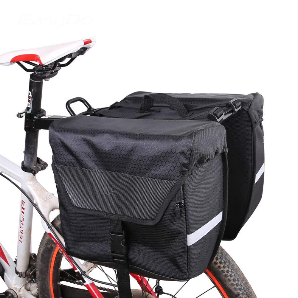 買い誠実 自転車パニエトランクバッグ、大容量防水自転車リアシートパニエフィット Medium 坚しっかり大容量 Medium) : (サイズ : Medium) Medium B07NW26LPN, 生月町:c0a6734c --- arianechie.dominiotemporario.com