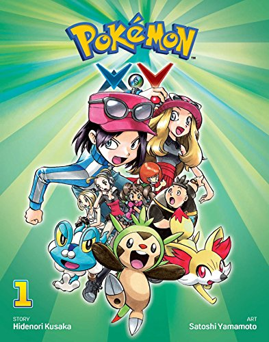 Pokémon X•Y, Vol. 1 (Pokemon)