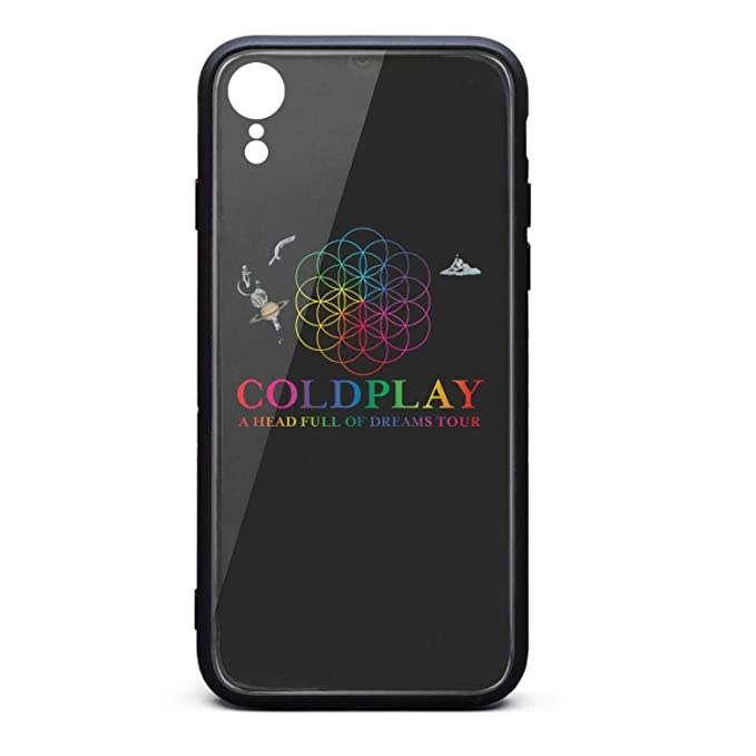 COLDPLAY HEAD FULL OF DREAM TOUR iphone case