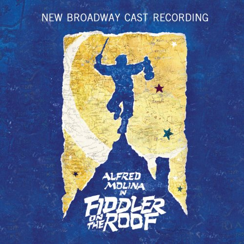 fiddler on the roof new broadway cast recording