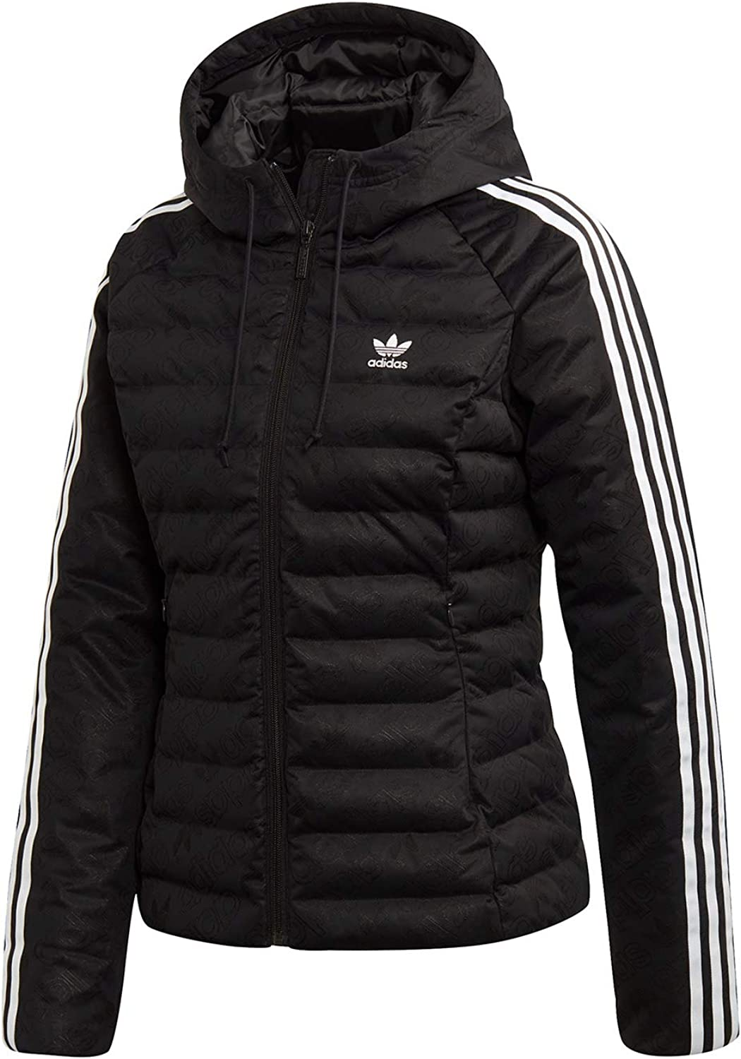 adidas Originals Jacke Damen Slim Jacket ED4739 Rosa: Amazon