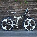 """61q8vRunA8L. SS150 icone Total Deep Black, Fat-Bike Bicicletta Elettrica Pieghevole a Pedalata Assistita 20"""" 250W Icon.E iCross X7 Gioventù Unisex, No Size"""