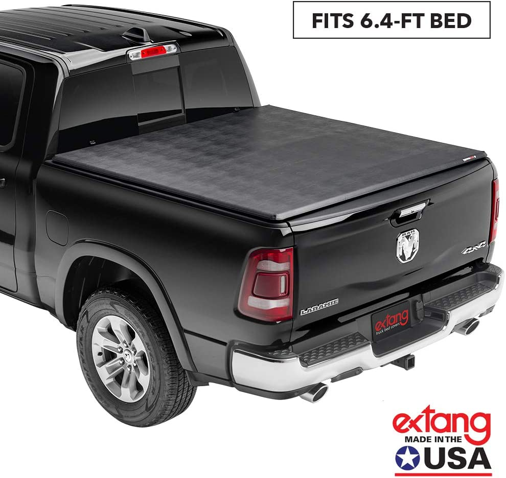 """Extang Trifecta 2.0 Soft Folding Truck Bed Tonneau Cover   92430   Fits 09-18, 19/20 Classic Dodge RAM 1500/2500/3500 6'4"""" Bed"""