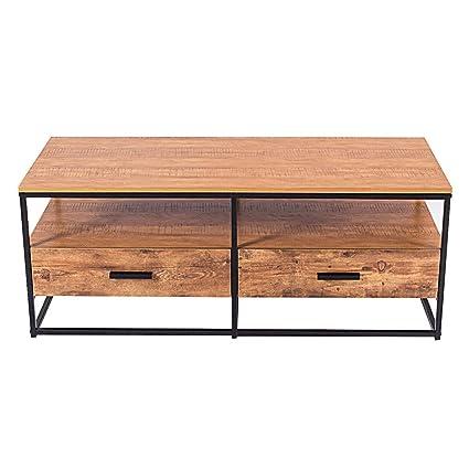 Amazon Com Richman789 Coffee Side End Sofa Table Storage Metal