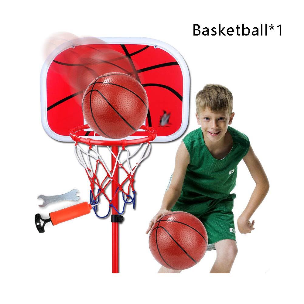 GEWCB El Aro De Baloncesto para Niños Puede Subir Y Bajar Los ...