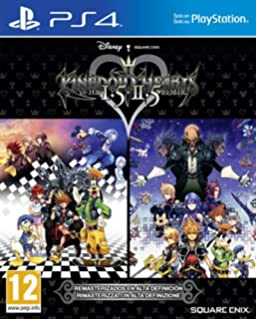 Kingdom Hearts 3 - PS4: Amazon.es: Videojuegos