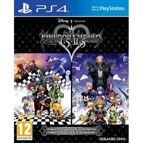 Juego Kingdom Hearts Amazon Es