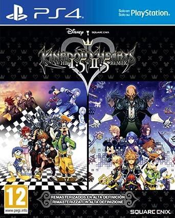 Kingdom Hearts Hd 1 5 2 5 Remix Amazon Es Videojuegos