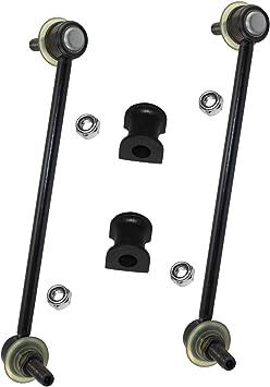2x Verstärkte Koppelstange 4x Stabilisatorlager Vorderachse Links Rechts Auto