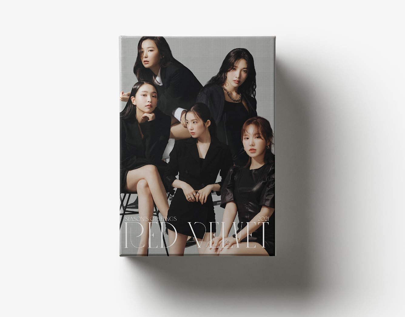 Red Velvet - 2021 Season's Greetings [Pre Order] Extra Decorative Stickers, Photocards