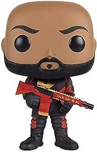 POP! Vinilo - Suicide Squad: Deadshot Unmasked: Funko Pop! Movies ...