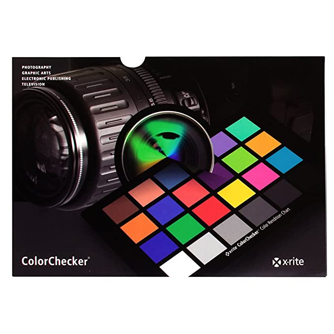 Amazon X Rite Colorchecker Classic Msccc Photo Studio