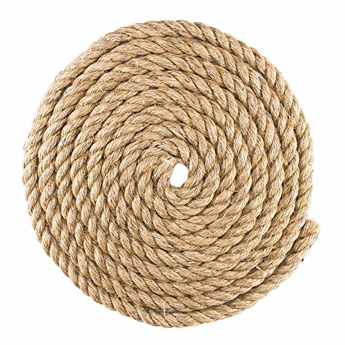 West Coast Paracord Manila Rope – 1 INCH – Available in Different Lengths
