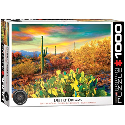 EuroGraphics Desert Colors Jigsaw Puzzle - Puzzle Eurographics Jigsaw