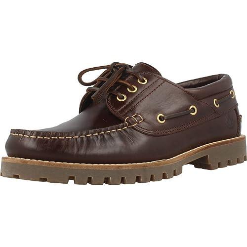 bacc5887c6a9c2 Lumberjack Scarpe da Barca per Gli Uomini, Color Marrone, Marca, modelo  Scarpe da