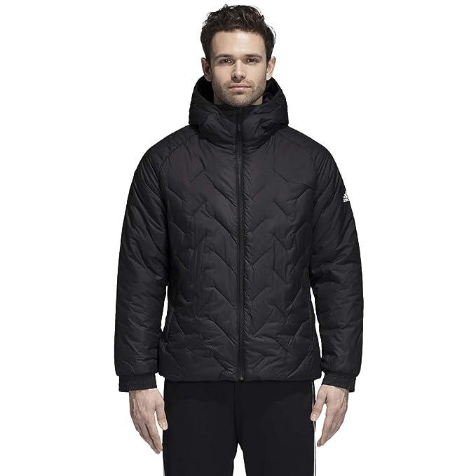 Adidas Men's BTS Khaki Winter Jacket