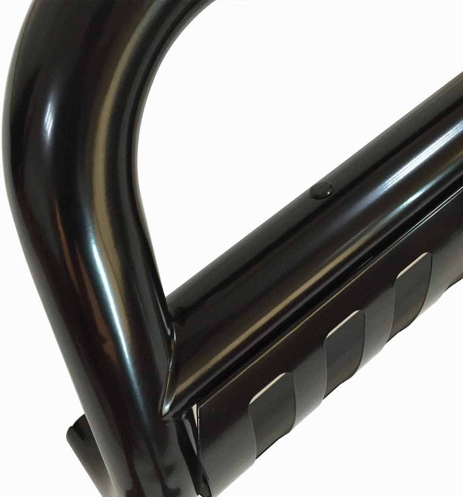 VioGi Fit 09-15 Honda Pilot New 1Pc Carbon Steel C//S Blk Front Bumper Grill Guard Bull Bar