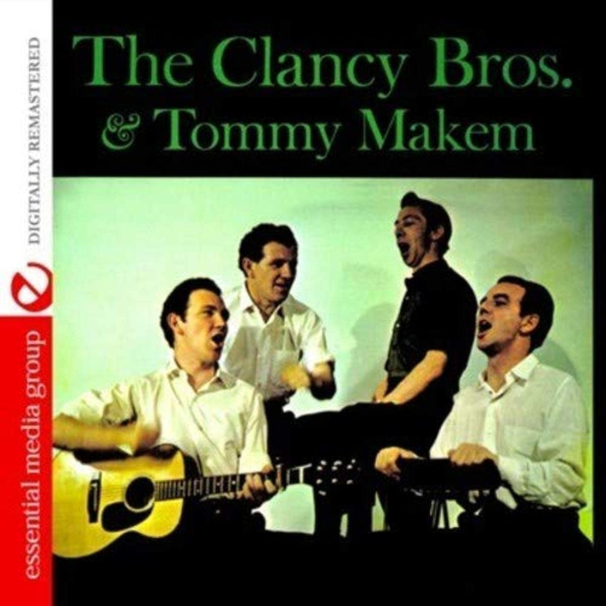 Max 44% OFF The Clancy Brothers And Makem Tommy depot Digitally Remastered