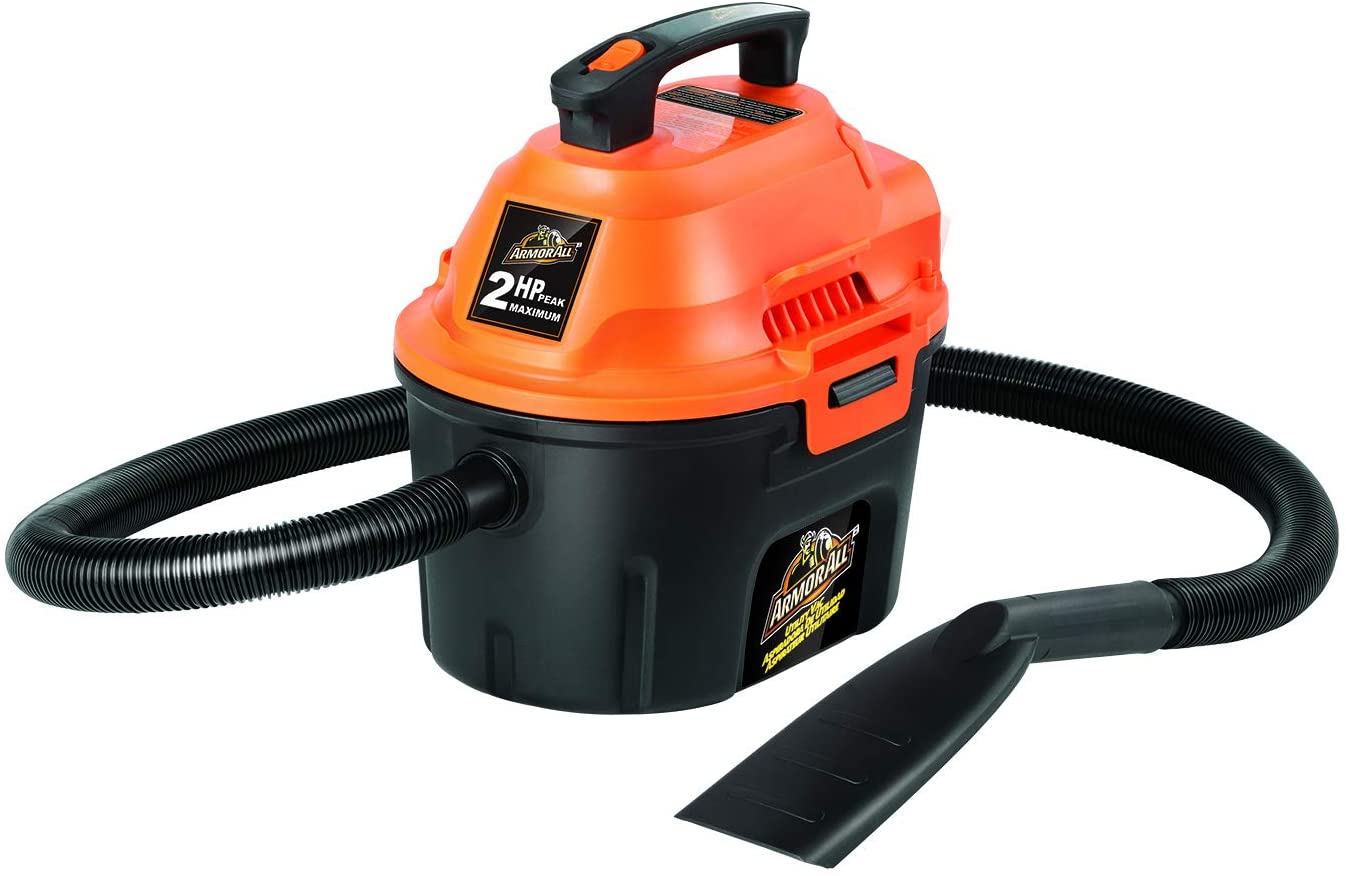 Armor All 2.5 gallon wet-dry vacuum