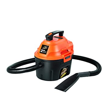 Armor All 2.5 Gallon 2 Peak HP Wet Dry Shop Vac