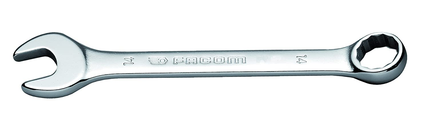 Stanley Proto Facom FM-39.13 Satin Short Combination Wrench 13mm 12 Point