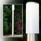 Presa elettrica lampioncino da esterno 110 cm