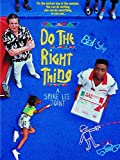 DVD : Do the Right Thing