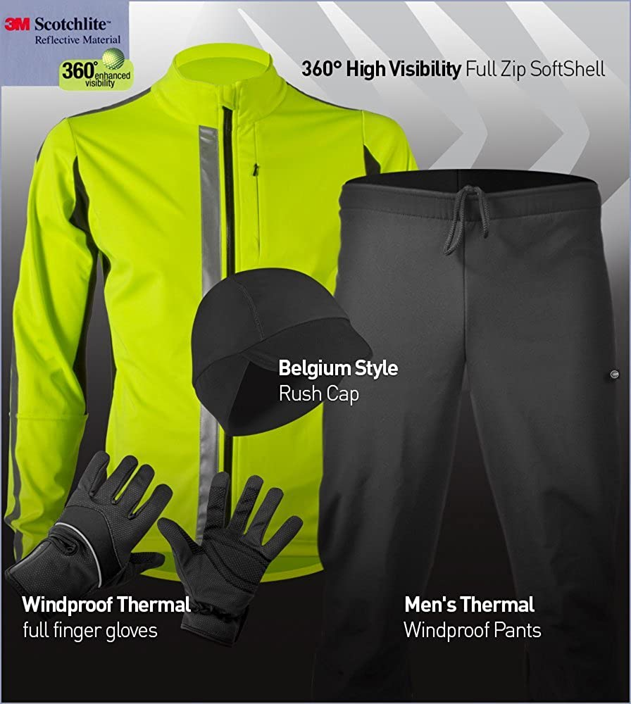7c7432060cf6aa Amazon.com: Tall Men's Thermal Windproof Pants - Made in The USA: Clothing