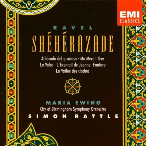 Ravel: Sheherazade/Ma Mere L'Oye/La Valse/Alborada del Gracioso/La Vallee des Cloches