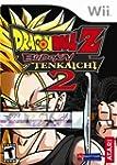 Dragonball Z Budokai Tenkaichi 2 - Wii